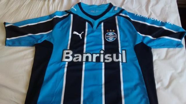 Camisa do Grêmio Puma 2009 - Foto 2