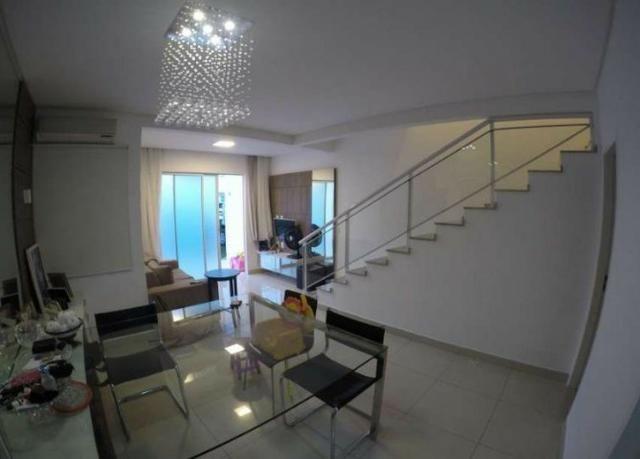 CA0473 - Casa Duplex em Condomínio com 3 quartos - Foto 3