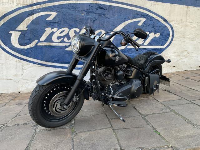 Harley Davidson Fat Boy 1600 Raridade