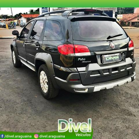 Fiat Palio WeeK.ADV.LOCK.Dualogic 1.8 Flex 2010 - Foto 3
