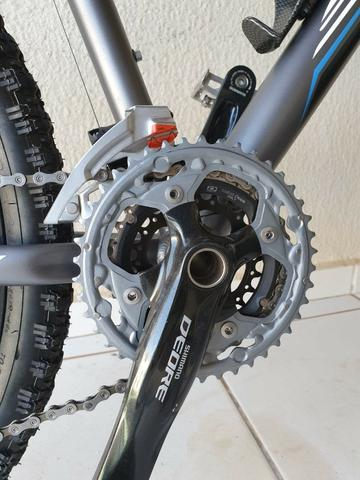 Bicicleta Bike Soul Aro 26 Grupo Shimano Deore - Foto 2