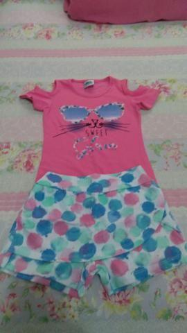 Lindas roupas para crianças - Foto 4