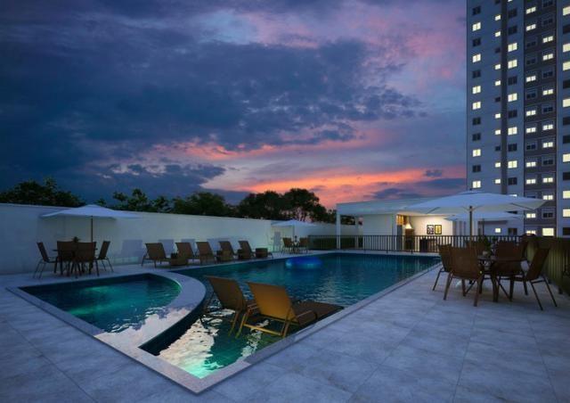 AP1566 Apto com 2 dormitórios à venda, 50 m² por R$ 188.900 - Lagoa Seca - Foto 4
