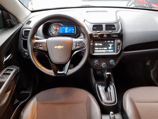 Chevrolet Cobalt 1.8 Mpfi Ltz 8V Flex 4Portas Automático 2017/2018 - Foto 12