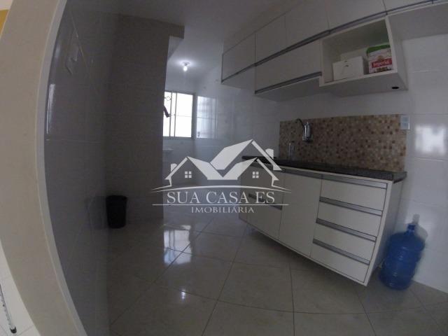 LA-Apartamento 3 quartos - sol da manhã - Residencial Costa do Marfim - Foto 9