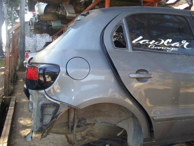 Sucata de Gol G5 2013 - Motor Cambio Peças Acessórios - CDV Credenciado
