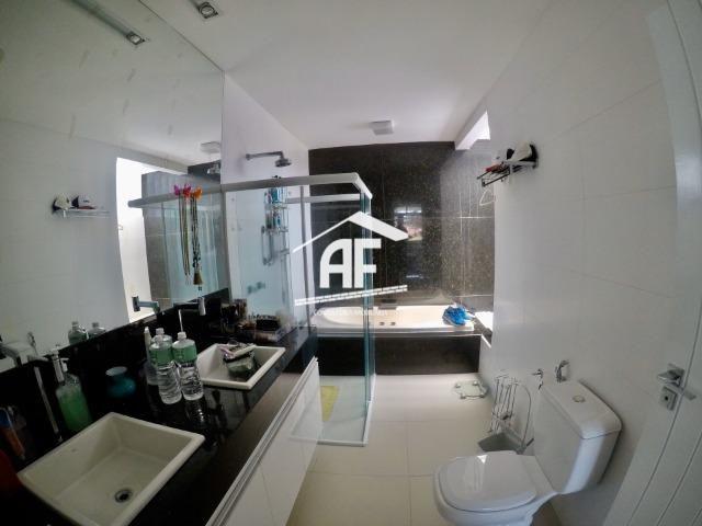 Casa construída em 2 lotes no condomínio Jardim do Horto - Área de lazer completa - Foto 16