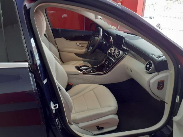 Mercedes-Benz C180 Exclusive 2015 - Foto 8