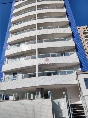 Apartamento com 1 dormitório à venda, 52 m² por R$ 181.000 - Campo da Aviação - Praia Gran