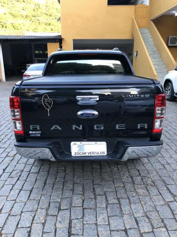 Ford Ranger Limited Multimídia Automático 2014 - Foto 4