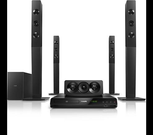 Driver: Philips HTS5553/78 Home Theater