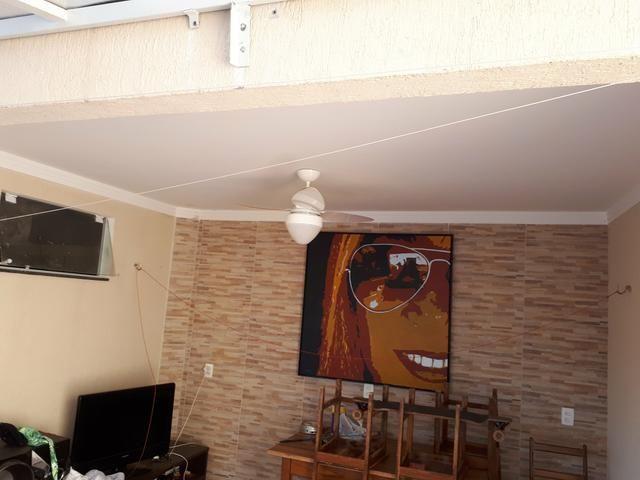 Casa moderna Vicente Pires platibanda lazer completo armários pé direito duplo IPTU - Foto 10