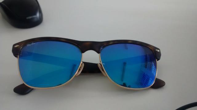 Ray-Ban Clubmaster RB4175 6092 17 57 - Óculos de Sol - Bijouterias ... dceff82aba