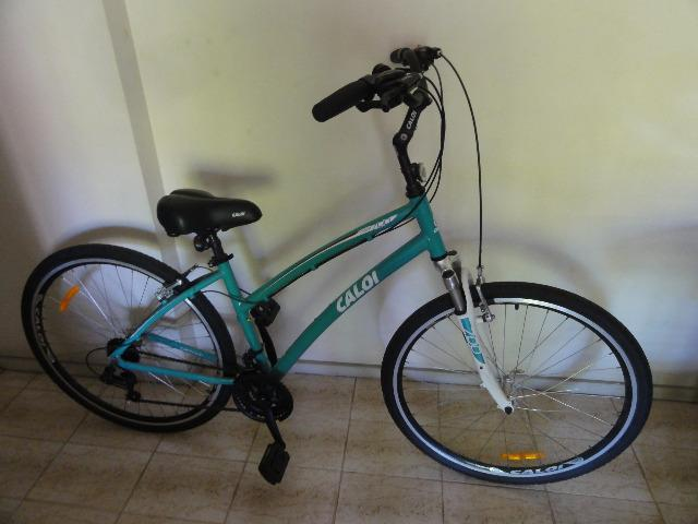 Bicicleta Caloi aro 700 Femenina Nova 46ee03a9843