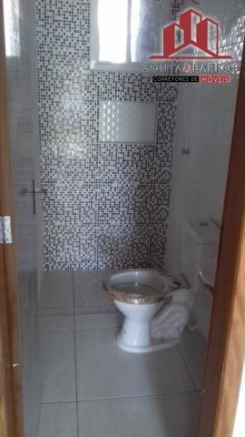 Casa à venda com 2 dormitórios em Campo santana, Curitiba cod:CA00025 - Foto 9