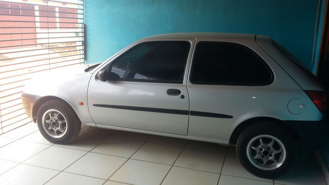 Ford Fiesta  2001, top