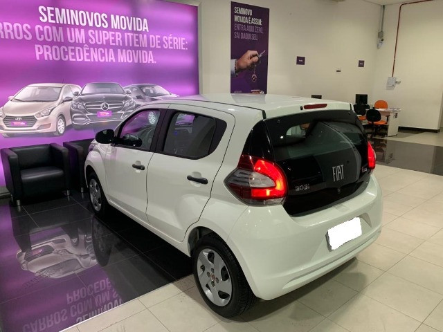 Fiat Mobi Like 1.0 Fire Flex 2019 - IPVA 2021 PAGO - Foto 6