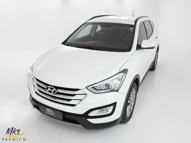 Hyundai Santa Fe GLS 3.3 V6 Gasolina 4X4 Automático