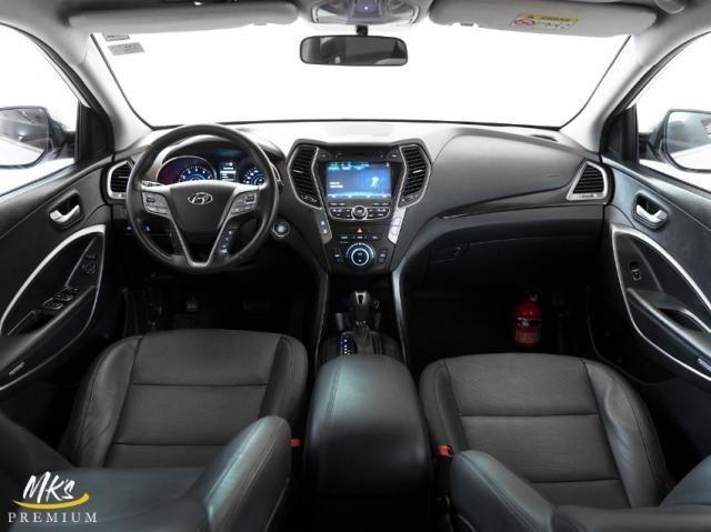 Hyundai Santa Fe GLS 3.3 V6 Gasolina 4X4 Automático - Foto 7
