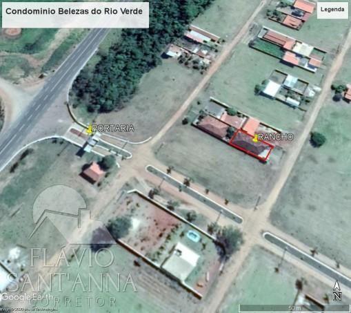 Vende-se rancho em Brasilândia - MS - Foto 3