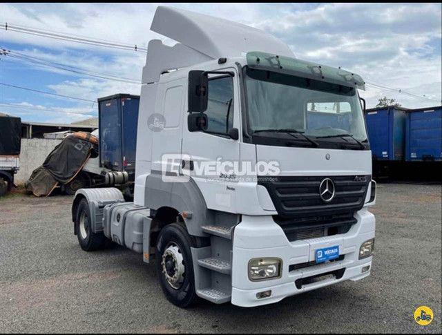 Mercedes bens Axor 2035 4x2 ÚNICO DONO  - Foto 2
