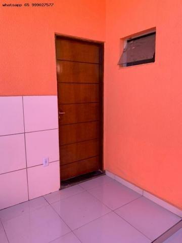 Casa em Condomínio para Venda em Várzea Grande, Santa Maria, 2 dormitórios, 1 banheiro, 1  - Foto 19