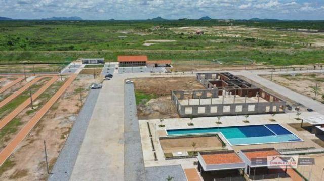 Terreno à venda, 324 m² por R$ 100.000 - Morada Do Sol - Patos/PB - Foto 5