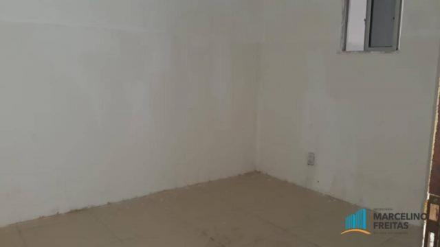 Casa com 3 dormitórios à venda, 196 m² por R$ 350.000,00 - Jacarecanga - Fortaleza/CE - Foto 6