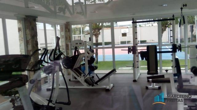 Casa com 3 dormitórios para alugar, 176 m² por R$ 2.509,00/mês - Precabura - Eusébio/CE - Foto 15