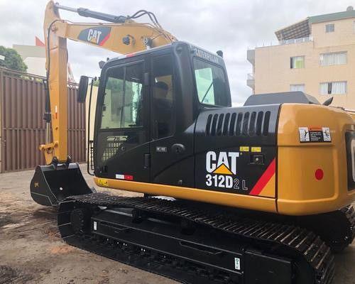 Escavadeira CAT 312 D ( Condição Especial ) - Foto 2