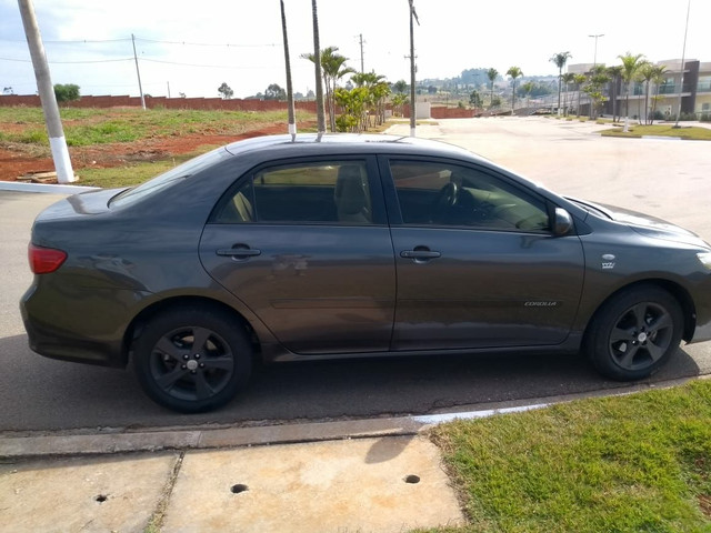 Corolla Toyota 2009