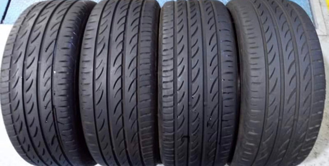 ? pneus semi novos 255/50-20 - Foto 13