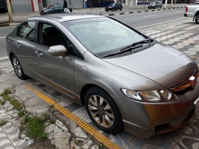 Honda/Civic Lxl Flex Completo