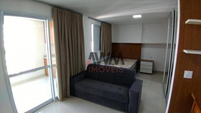 Apartamento de 1 quarto mobiliado - Foto 14