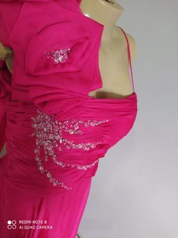 Vestido de festa pink - Foto 3