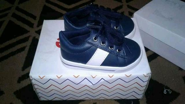 Sapatos infantil Tam 20 18 18 - Foto 2