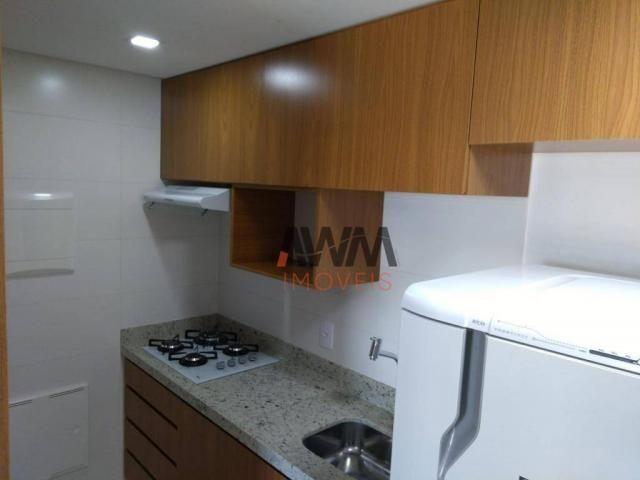 Apartamento de 1 quarto mobiliado - Foto 16