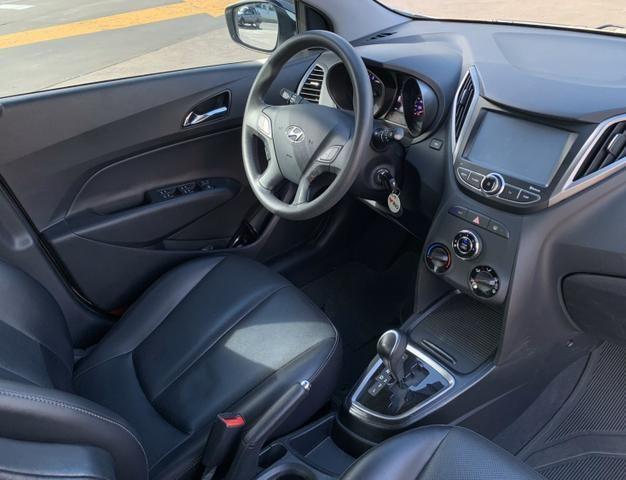 Hyundai HB20s 1.6 impress SEDAN - comfort plus 16v flex 4p automático - 2015 - Foto 7