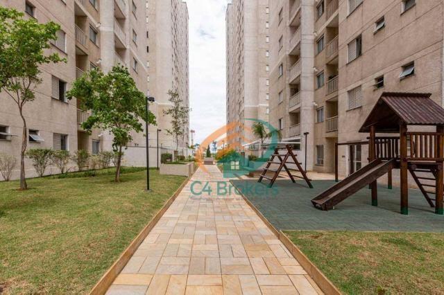Apartamento com 3 dormitórios à venda, 63 m² por R$ 335.000,00 - Vila Miriam - Guarulhos/S - Foto 8