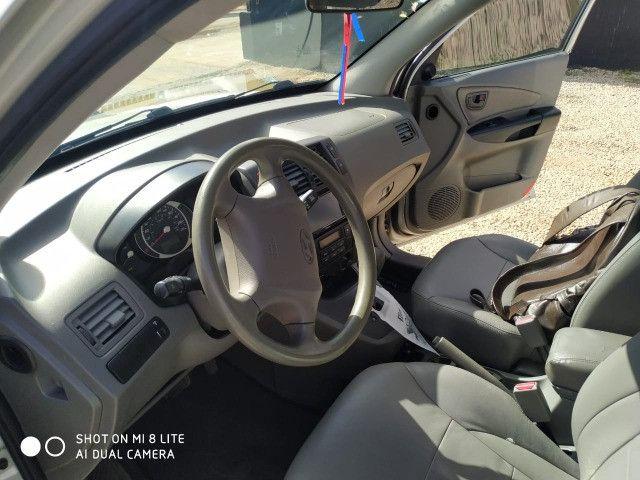 Vendo ou troco por carros ou terrenos, Tucson Top GLS 2.0 2013/2014 - Foto 9