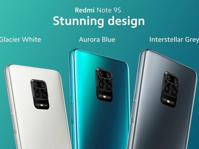Xiaomi Redmi Note 9S Dual sim64 GB 4 GB ram100% Original Pronta Entrega - Foto 3