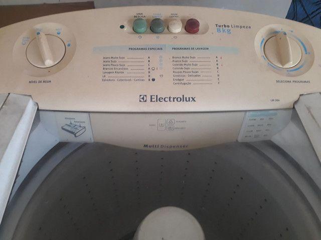 LAVADORA ELECTROLUX LM08A  - Foto 2