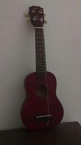 Vendo ukulele  - Foto 4
