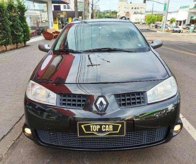 Renault Megane G.Tour 2.0 Aut Ext - Ótimo Estado - 2010 - Foto 5