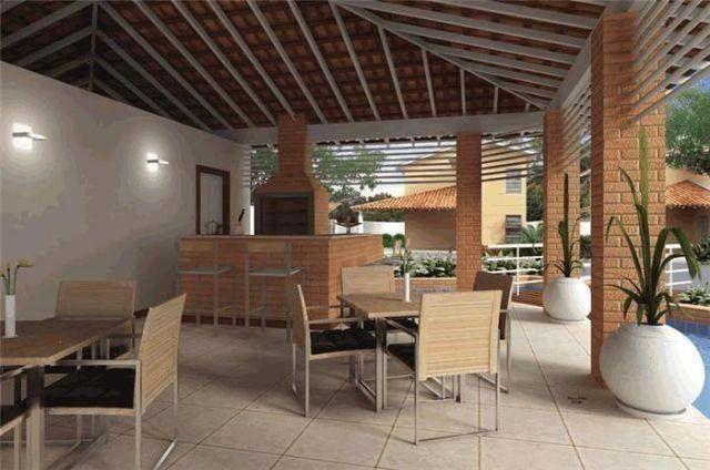 (**)Casa com 03 Dorm. Duplex em Condomínio, na Colônia Japonesa próximo Av. das Torres(**) - Foto 10