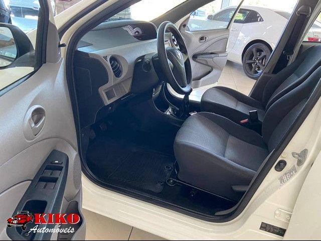 Toyota ETIOS XS 1.3 Flex C/ 56 Mil Km  - Foto 9