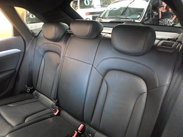 Audi - Q3 Black Edition 1.4 TFSI 2018 Flex c/ Teto Solar  - Foto 7