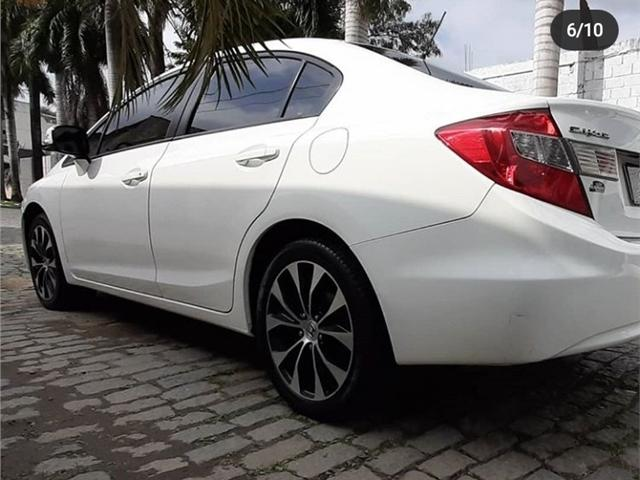 Honda Civic 2.0 lxr 16v flex 4p automático - Foto 7