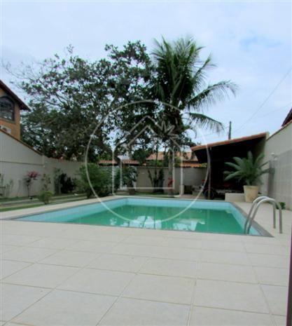 Casa à venda com 3 dormitórios em São bento da lagoa, Maricá cod:773350