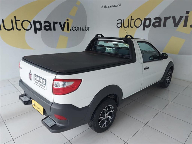 FIAT STRADA 1.4 MPI HARD WORKING CS 8V FLEX 2P MANUAL - Foto 6